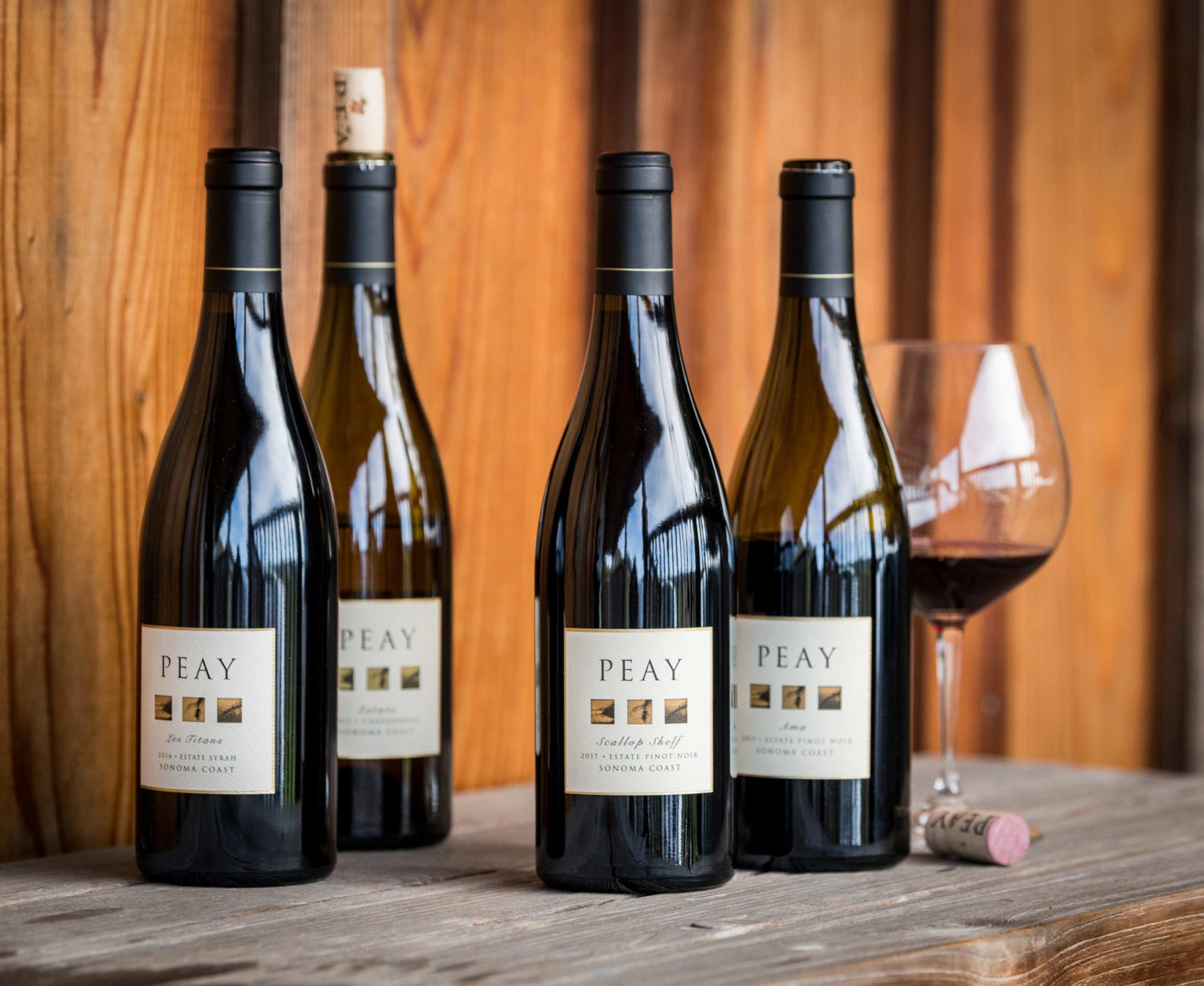 Featured image for Article: 2018 Peay Vineyards Scallop Shelf Estate Pinot noir, Sonoma Coast